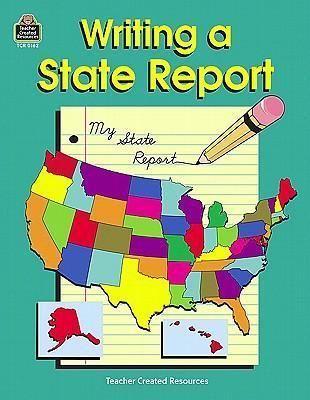 writing a state report book How to Get Ready to Write a Book Report