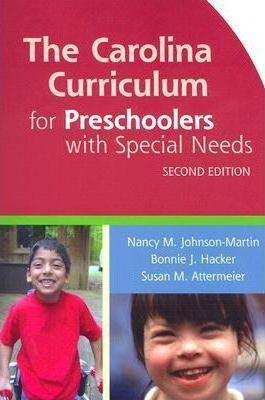 The Carolina Curriculum for Preschoolers with Special Needs (CCPSN)