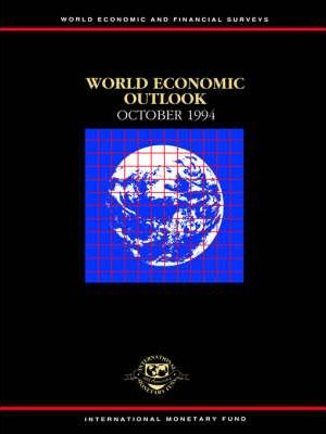 World Economic Outlook: A Survey by the Staff of the International Monetary Fund