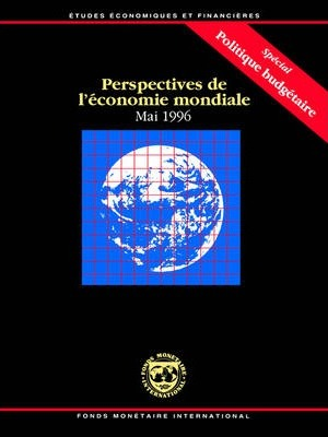 World Economic Outlook May 1996 (French) (Weofa0011996)