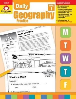 Daily Geography Practice : Grade 1