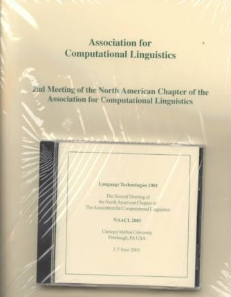 Proceedings of Naacl O1
