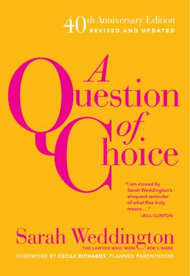 A Question Of Choice
