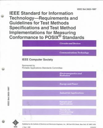 IEEE Standard for Information Technology