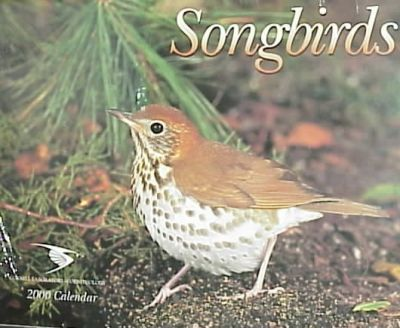 Songbirds 2000 Calendar