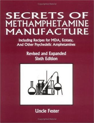 SECRETS OF METHAMPHETAMINE MANUFACTURE PDF