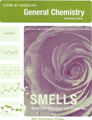 Living By Chemistry:  Smells