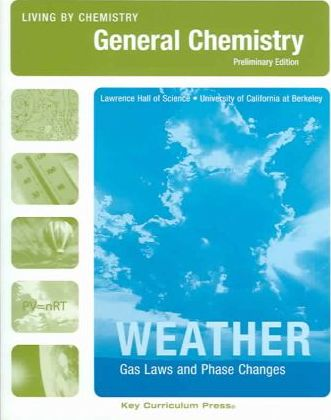 Living By Chemistry:  Weather