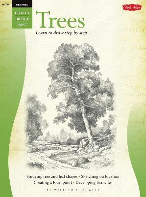 Drawing: Trees with William F. Powell : Learn to Paint Step by Step