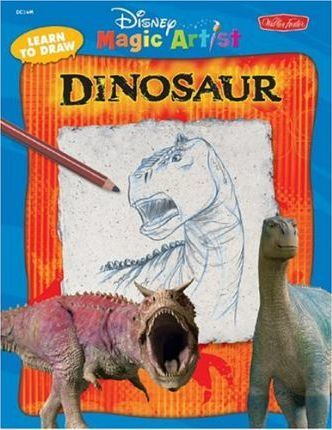 How to Draw Walt Disney Pictures Presents Dinosaurs