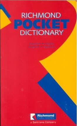 Richmond Pocket Spanish/English Dictionary