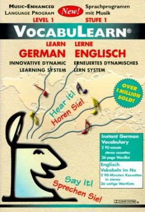 VocabuLearn German/English: Level 1