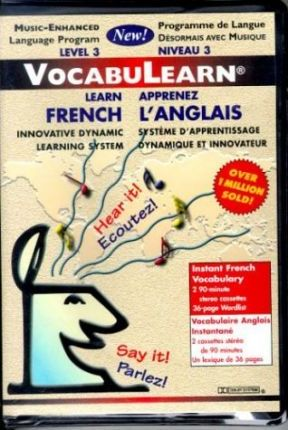 Learn French/English: Level 3