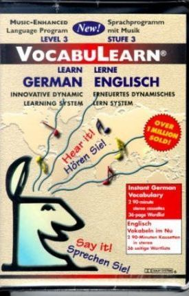 VocabuLearn German/English: Level 3