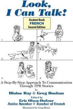 Look, I Can Talk! French : Student Notebook in French