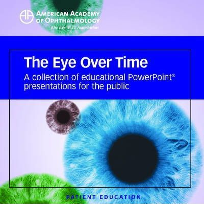 The Eye Over Time PowerPoint