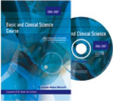 Basic and Clinical Science Course (BCSC): WITH The Profession of Ophthalmology: Practice Management, Ethics AND Advocacy AND The Master Index
