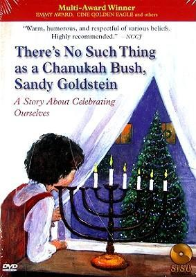 There's No Such Thing as Chanukah Bush