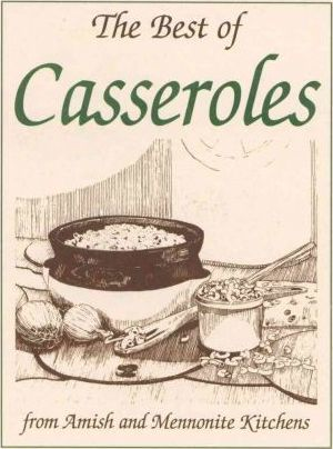 Mini Cookbook Collection- Best of Casseroles