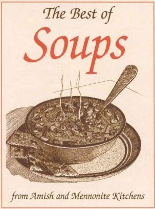 Mini Cookbook Collection- Best of Soups