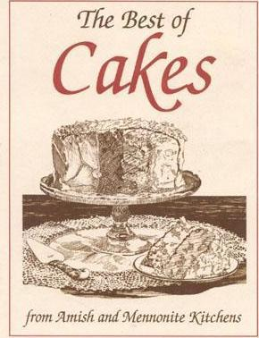 Mini Cookbook Collection- Best of Cakes