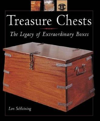 Astrosadventuresbookclub.com Treasure Chests : The Legacy of Extraordinary Boxes Image