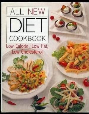 All New Diet Cookbook