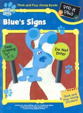 Blue's Signs