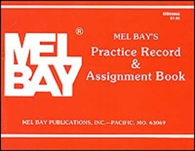 Practice Record & Assignment Book