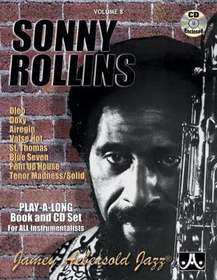 Volume 8: Sonny Rollins (with Free Audio CD): 8