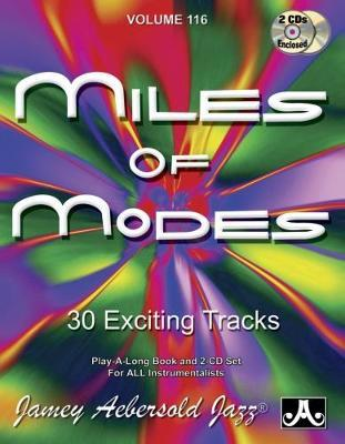 Volume 116: Miles of Modes (with 2 Free Audio CDs): 116