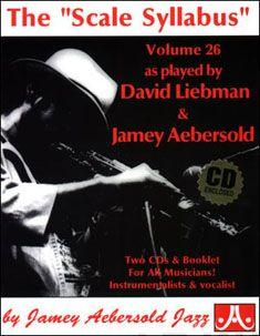 Volume 26: The Scale Syllabus (with 2 Free Audio CDs): 26