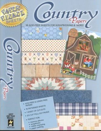Paper Pizazz Country