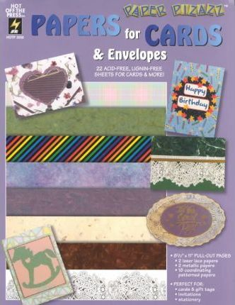 Papers for Cards & Envelopes