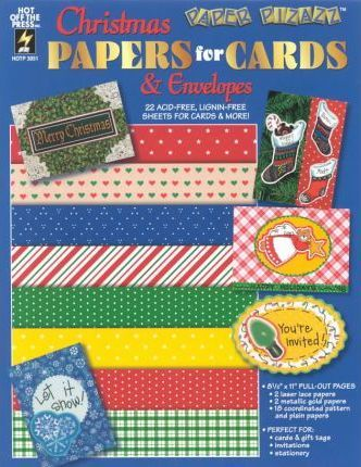 Christmas Papers for Cards & Envelopes