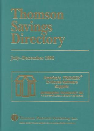 Thomson Savings Directory July-December 1995