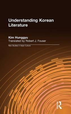 Understanding Korean Literature