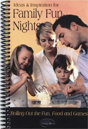 Ideas & Inspiration for Family Fun Nights