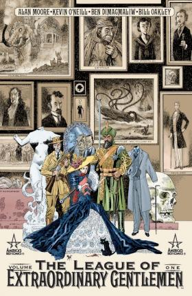 The League of Extraordinary Gentlemen Volume 1 TP
