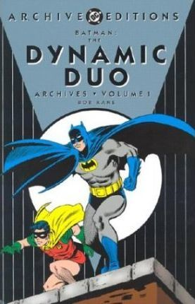 Batman - the Dynamic Duo Archives 1