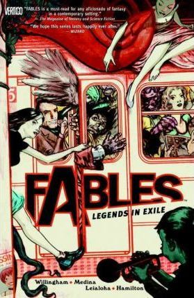 Fables: Legends in Exile v. 1