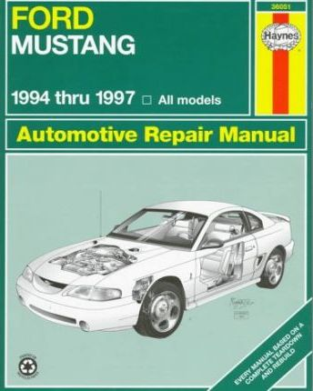 Ford Mustang 1994 to 1997 Automotive Repair Manual