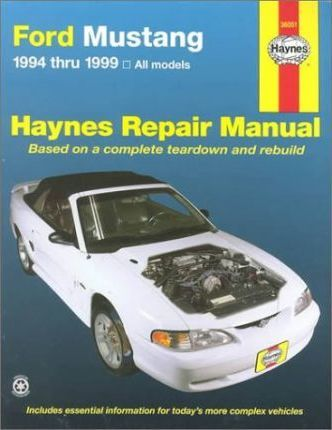Ford Mustang (1994-1999) Automotive Repair Manual