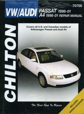 Chilton VW/Audi Passat (98-01)/A4 (96-01) Repair Manual