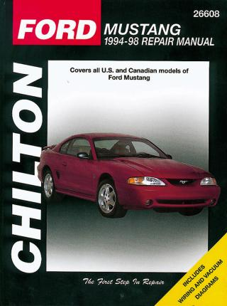 Ford Mustang : 94-04