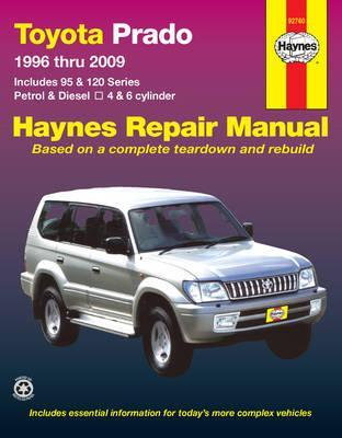 toyota prado service and repair manual haynes publishing rh bookdepository com toyota prado txl owners manual toyota prado owners manual