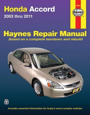honda accord automotive repair manual editors of haynes manuals rh bookdepository com haynes manual honda accord 2004 2004 Honda Accord ManualDownload