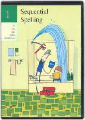 Sequential Spelling DVD Book 1
