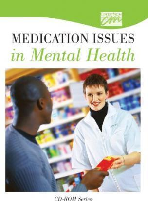 Medication Issues in Mental Health Complete Series (CD)
