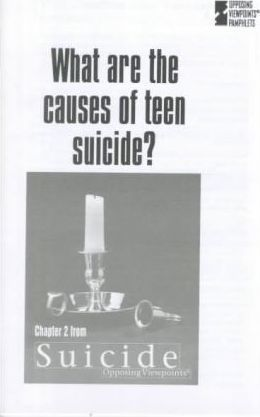 What Are the Causes of Teen Suicide?